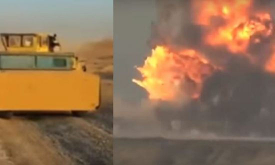 ISIS Is Building 'Mad Max' Armored Bomb Cars