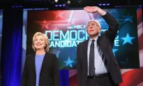 Democratic Race Down to Just Two: Clinton, Sanders Face Off