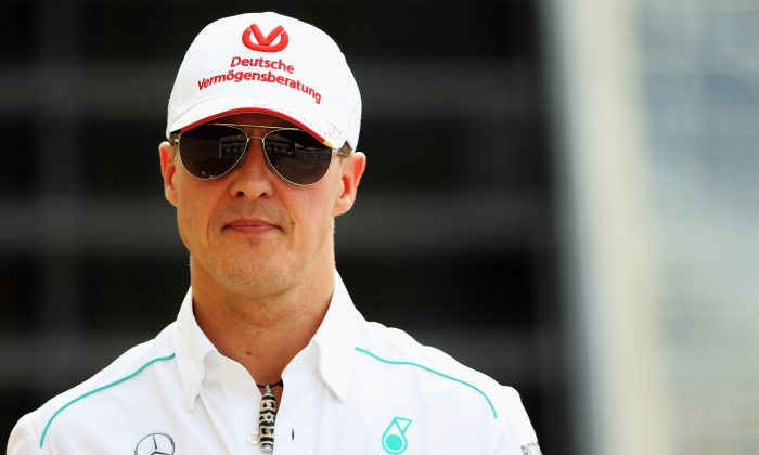 Michael Schumacher won seven Formula One World Championships. (Mark Thompson/Getty Images)