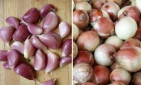 Onions and Garlic Are Anti-Cancer Foods