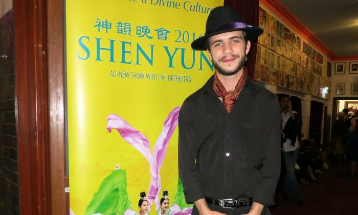 Shen Yun: A Performance with 'Pizzazz,' Perth Musician Says
