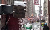 New York City Mayor Announces New Crane Regulations After Fatal Collapse