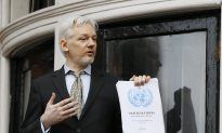 WikiLeaks Says 'Male Intruder' Tried to Scale Wall at Embassy Where Assange Is Staying