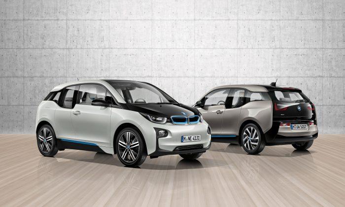BMW i3. (Courtesy of BMW)