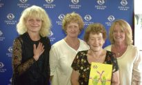 Shen Yun Touches the Hearts of a Family of Four Teachers