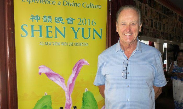 Musician Says Shen Yun is Magical