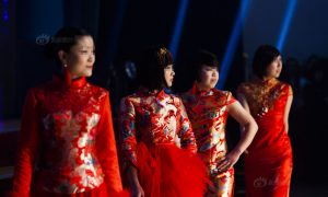 Chinese Prison Fashion Show Hides More Than it Reveals