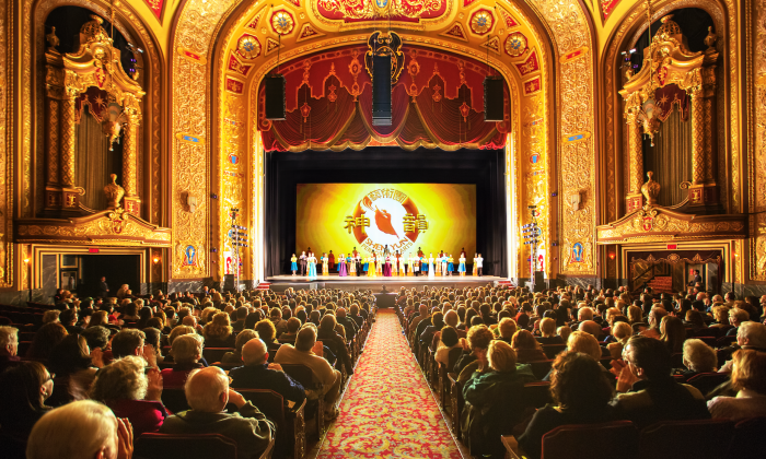 Shen Yun Provides 'A Cultural History to Rely On'