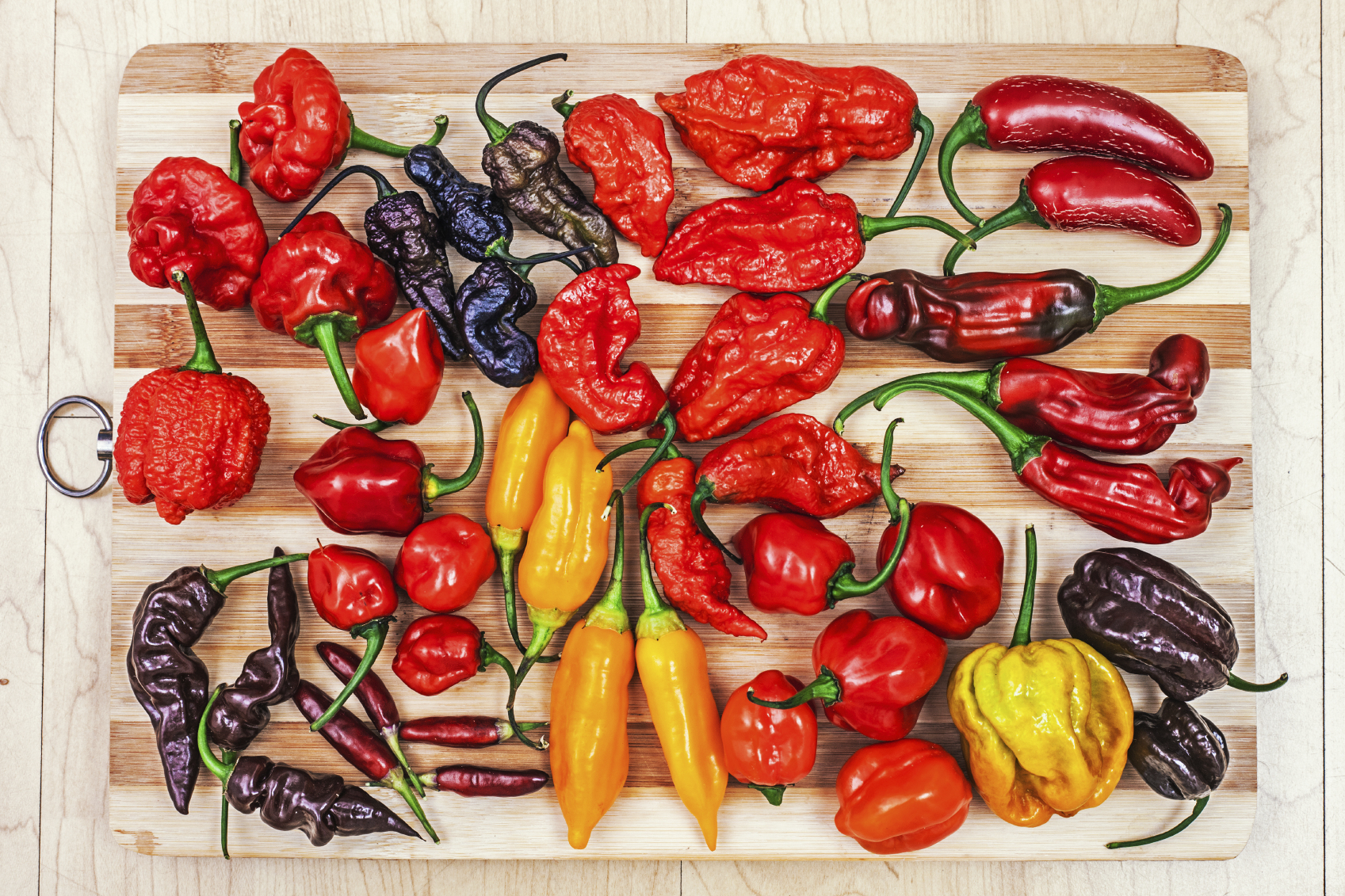 Hot Peppers for Pain, Infection, and Heart Health