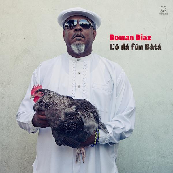 Master Cuban Percussionist Román Díaz