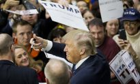 Trump Aiming for New Hampshire Win, Rivals Aim to Survive