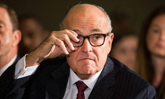 House Democrats Subpoena Giuliani Associates in Impeachment Inquiry