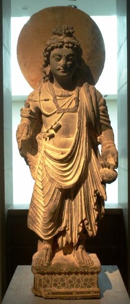 Maitreya, the savior Buddha. (Public Domain)