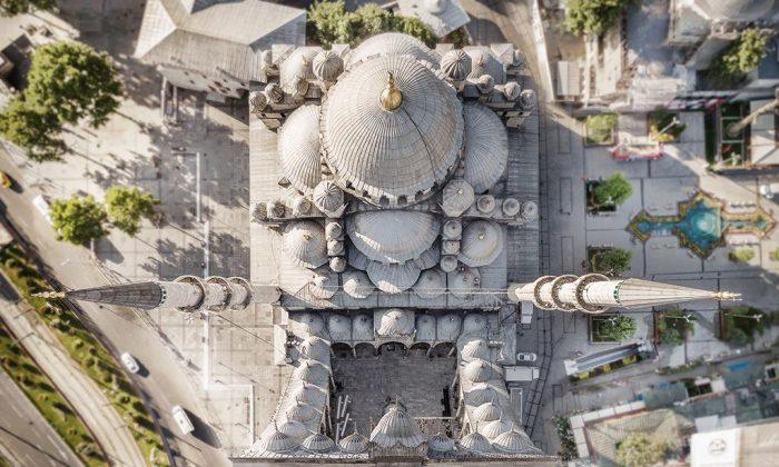 Project Flatlands. Istanbul, Turkey. (Image courtesy of Aydın Büyüktaş)