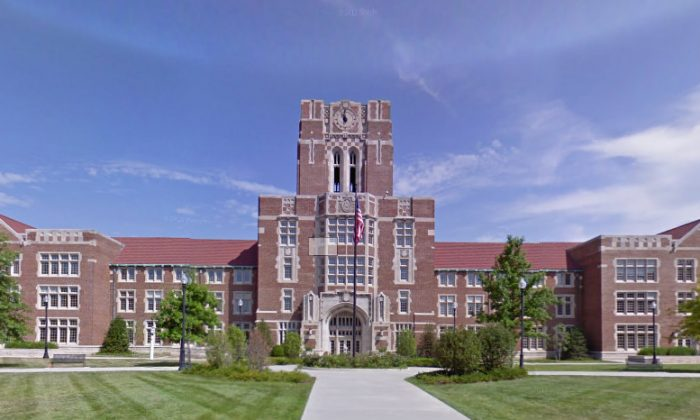 A Google street view of the University of Tennessee. (Google Maps)