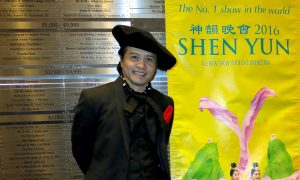 Professional Dancer and Actor: Shen Yun Is Phenomenal