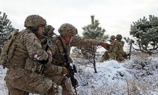 US Will Increase Military Presence in Europe 'in the Face of Russia's Aggression'