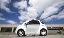 Government Will Consider Google Computer to Be Car's Driver
