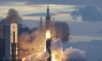 Rocket With Government Payload Launches From California
