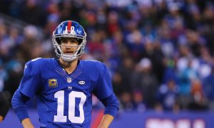 Eli Manning Explains His Non-Reaction to Peyton Manning Touchdown in Super Bowl