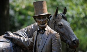 Facebook Cancels Abe Lincoln