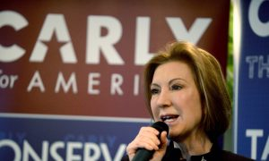 Carly Fiorina Drops Out of 2016 GOP Primary