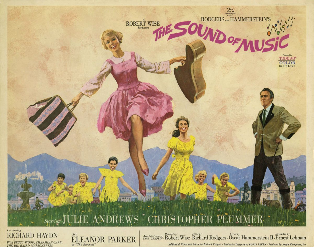 Sound of Music. Proof That Film Critics Don't Know What Kids Like