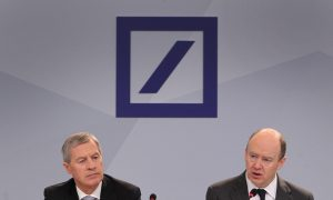 Are Deutsche Bank Asia Ties the Straw Breaking the Bank's Back?