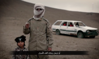 New ISIS Video Shows 3 'Spies' Beheaded by Terrorists on Horseback