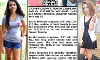Police Are Searching For Two Missing North Carolina Teens