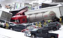 Police: I-78 Crash Sent 73 to Hospital, Involved 64 Vehicles