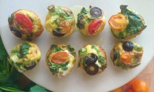 Mediterranean-Style Egg Frittata