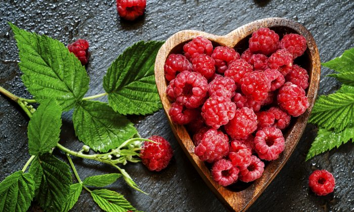 Raspberries in a stock photo (5PH/iStock)