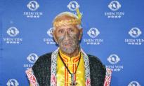 Maori Family Empathises With Shen Yun Performance