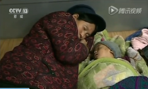 Chinese Police Discover a Gang of Parents Selling Their Own Babies