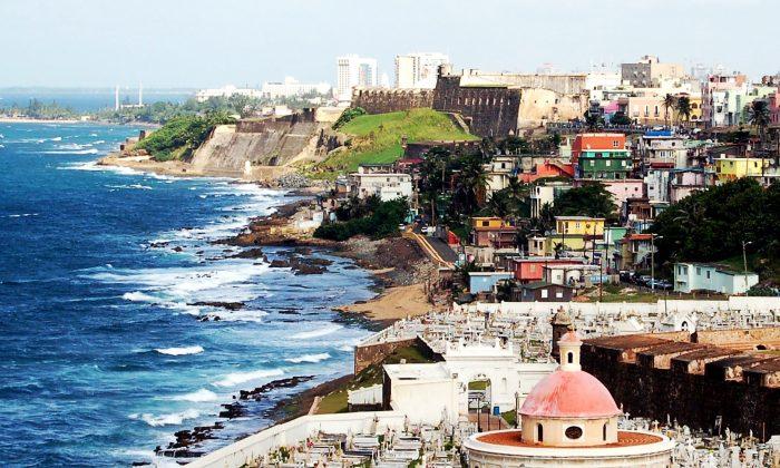 San Juan, Puerto Rico. (JasonCordell/iStock)
