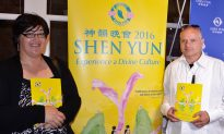 Shen Yun, 'I Recommend the World to Come and See This'