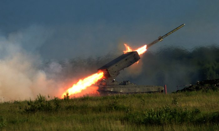 Russia Is Validating Flamethrowers for Modern Combat, Says