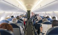 Shocking: How Flu Particles Spreads After Sneezing on an Airplane