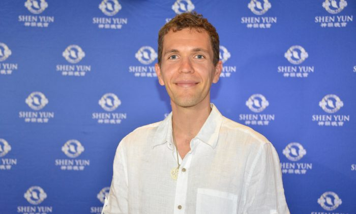 Shen Yun 'Brought a Smile to My Face,' Says Acclaimed Visual Effects Artist