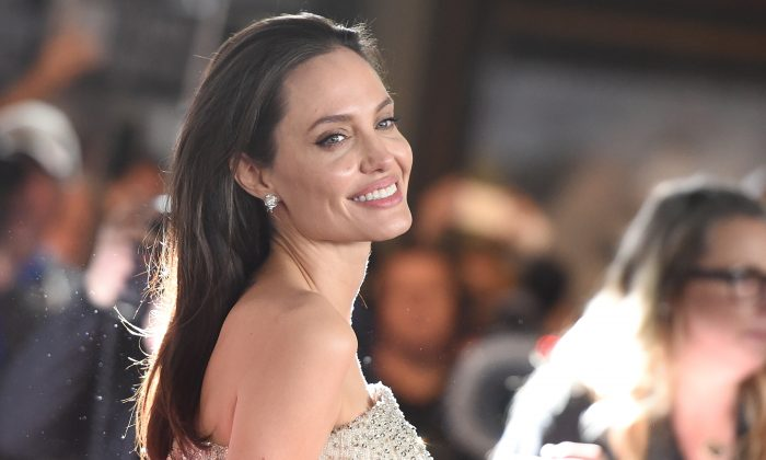 "Writer-director-producer-actress Angelina Jolie Pitt attends the opening night gala premiere of Universal Pictures' ""By the Sea"" in Hollywood, Calif., on Nov. 5, 2015. (Jason Merritt/Getty Images)"