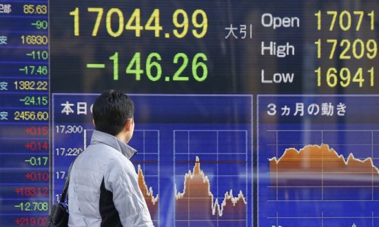 Japan Slips Back to Deficit as Exports Tumble 13%