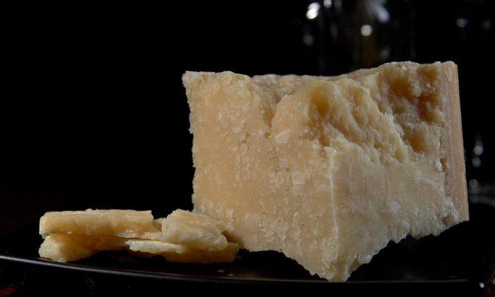Parmesan Cheese. (Public Domain)