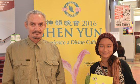 Shen Yun 'Absolutely Spot On'