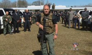Police in Acadiana Challenge Violent Gang to a Showdown (Video)