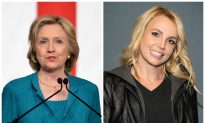Hillary Clinton Meets Britney Spears—And Twitter Responds