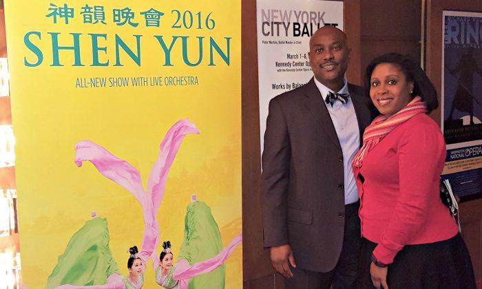 Shen Yun Gives Spiritual Power Says Physician