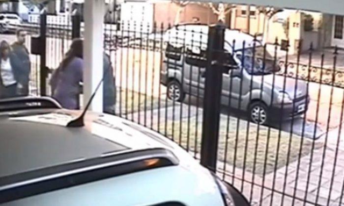 (Screenshot/YouTube - CCTV footage)