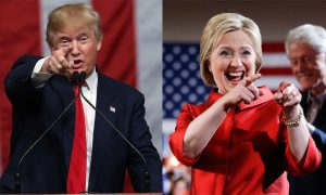 Clinton, Trump Cemented as 2016 Leaders; GOP Desperate