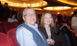 Daughter's Message to Parents Is 'Drop everything and come see' Shen Yun